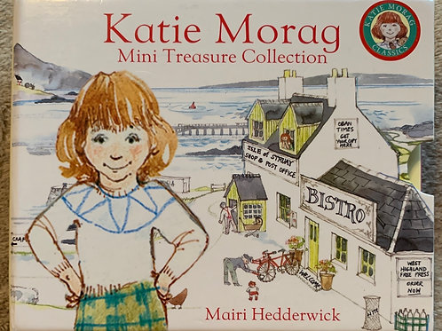 Katie Morag Mini Treasure Collection ( 2 Books Missing)