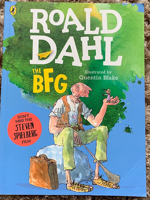 Roald Dahl The BFG larger copy