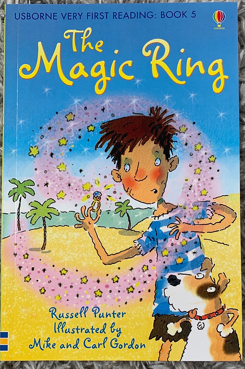 Usborne First Reader The Magic Ring