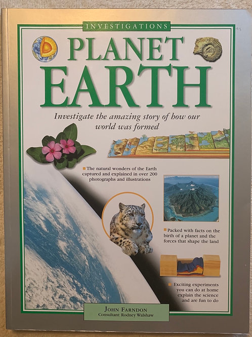 Investigations Planet Earth