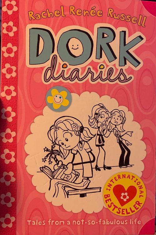 Dork Diaries - Rachel Renée Russel