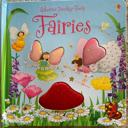 Usborne Touchy-Feely Fairies