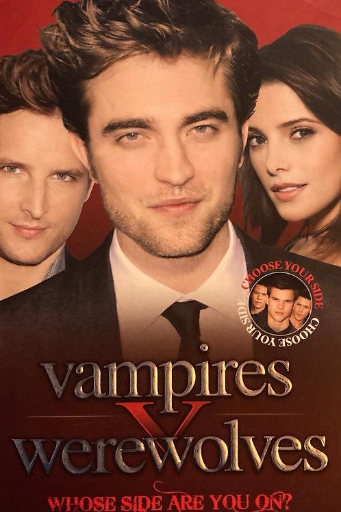 Vampires v Warewolves