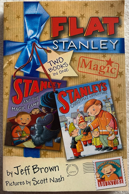Flat Stanley 2 Books in 1 (Jeff Brown)
