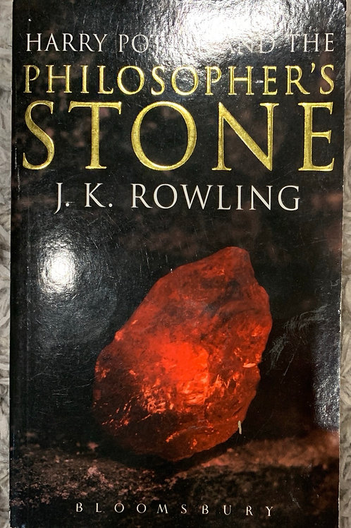 Harry Potter and the Philosophers Stone (J.K.Rowling)