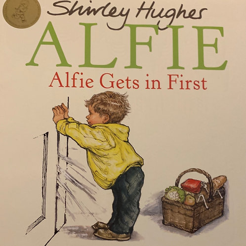 Alfie Gets in First ( Shirley Hughes)