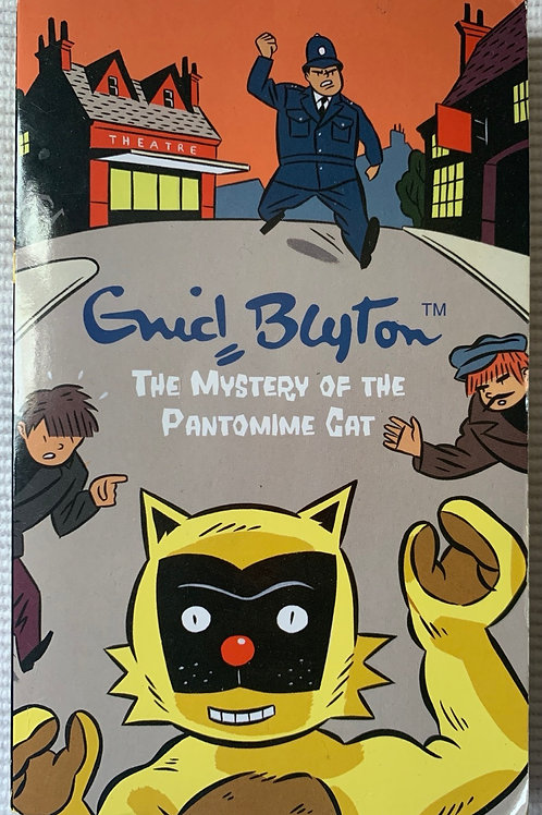 The Mystery of the Pantomime Cat ( Enid Blyton)