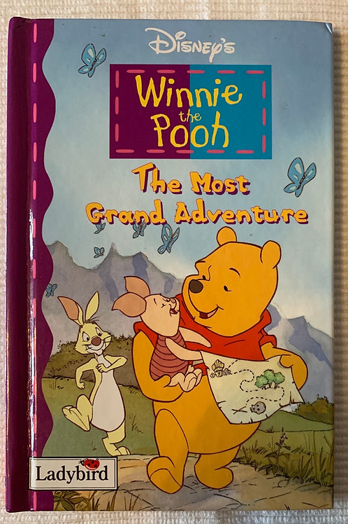 Winnie the Pooh The Most Grand Adventure