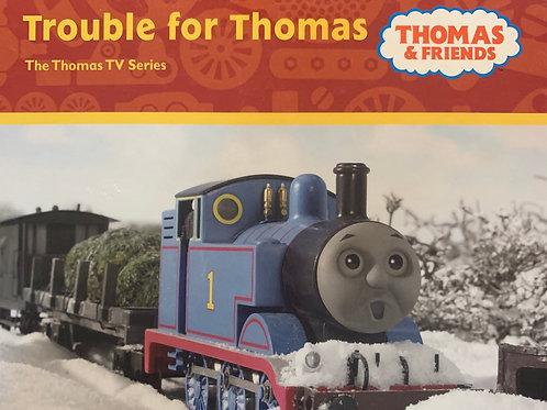 Trouble for Thomas Hardback