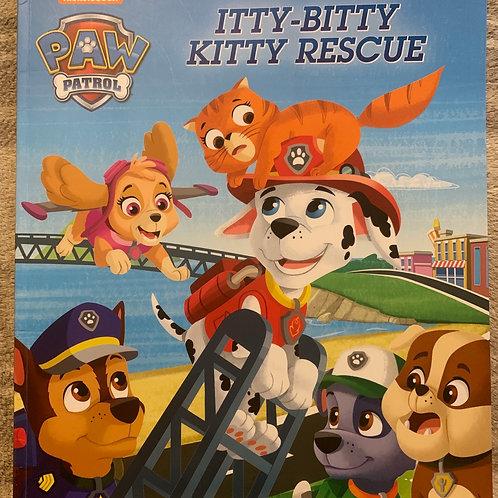 Paw Patrol Itty-Bitty Kitty Rescue