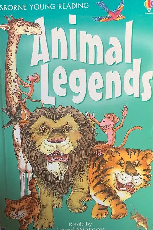 Animal Legends Usborne Young Reader