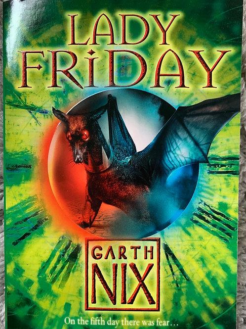 Lady Friday (Garth Nix)