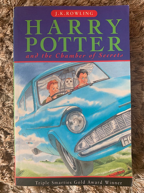 Harry Potter and the Chamber of Secrets J.K Rowling