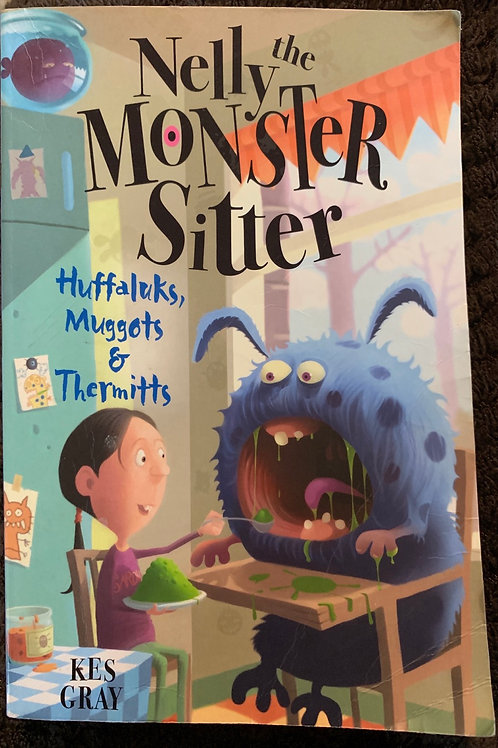 Nelly the Monster Sitter Huffaluks, Muggots & Thermitts