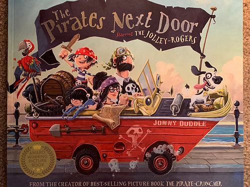 The Pirates Next Door starring the Jolley - Rogers