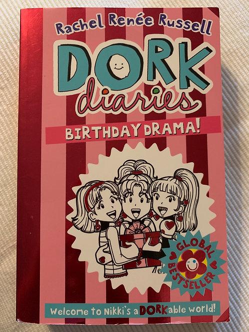 Dork Diaries Birthday Drama