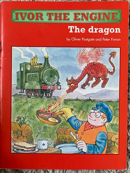 Ivor the Engine The Dragon
