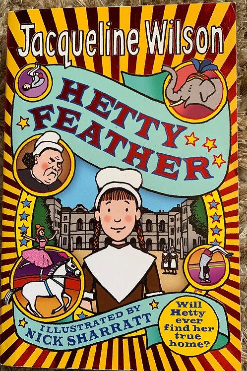 Hetty Feather - Jacqueline Wilso