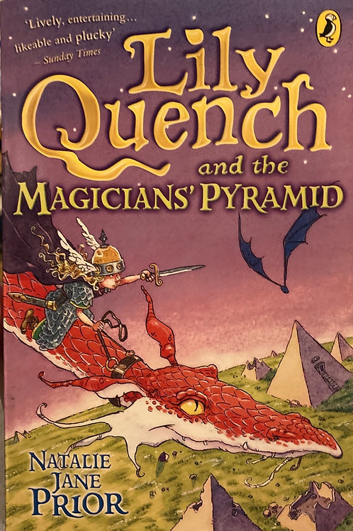 Lily Quench and the Magicians' Pyramid