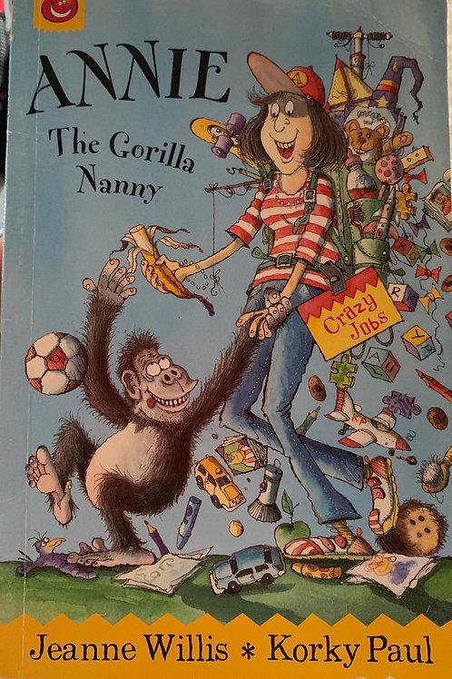 Annie The gorilla Nanny