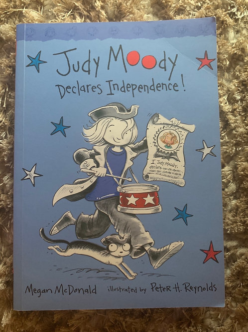 Judy Moody Declares Independance