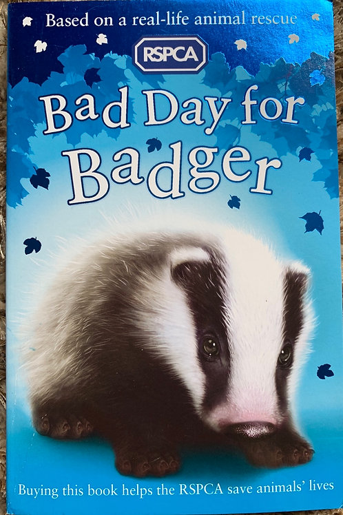 Bad Day for Badger