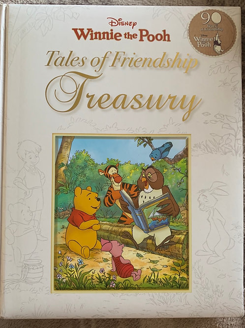 Disney Winnie the Pooh Tales of Friendship Treasury