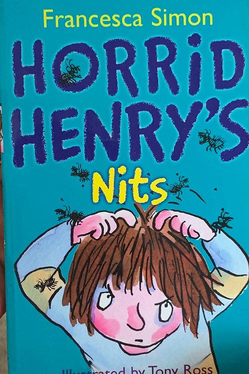 Horrid Henry Nits