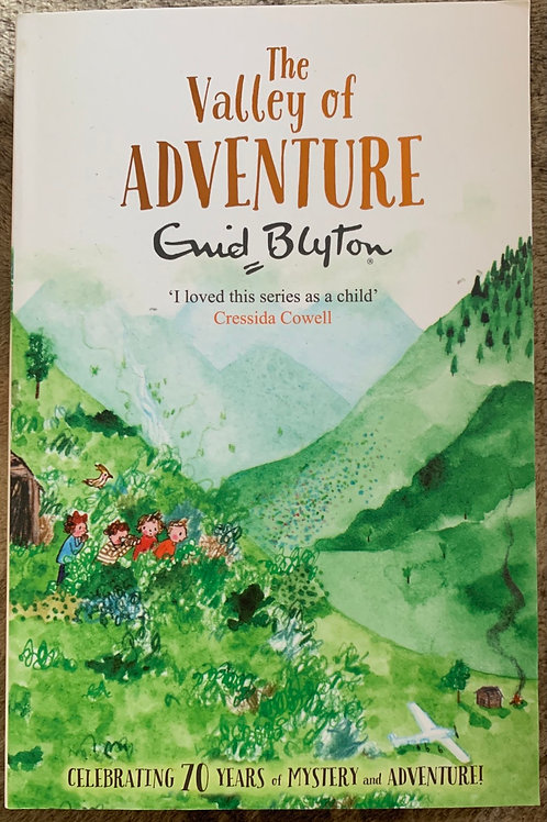 Enid Blyton The Valley of Adventure