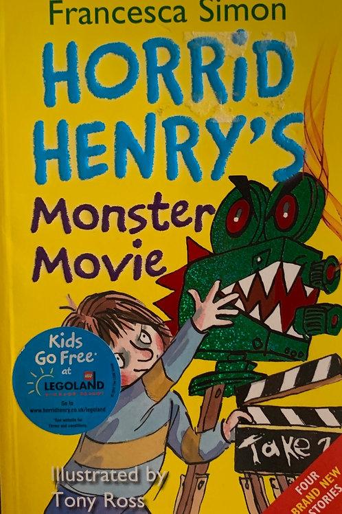 Horrid Henry Monster Movie