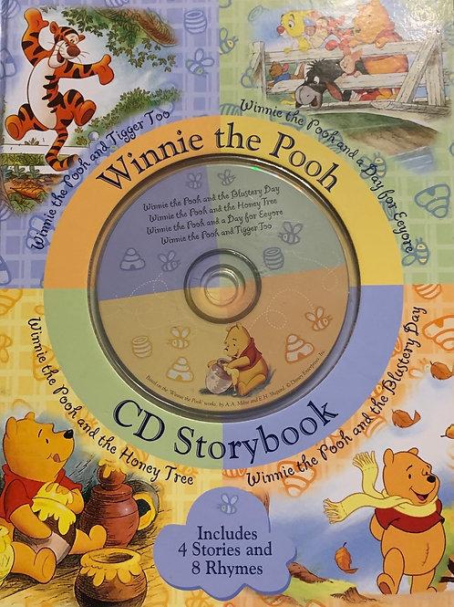 Winnie the Pooh CD Story Book
