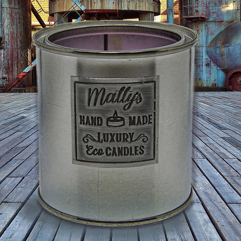 Matty's Scented Candle