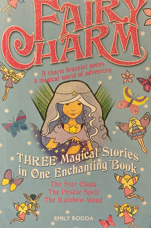 Fairy Charm 3 magical stories in 1