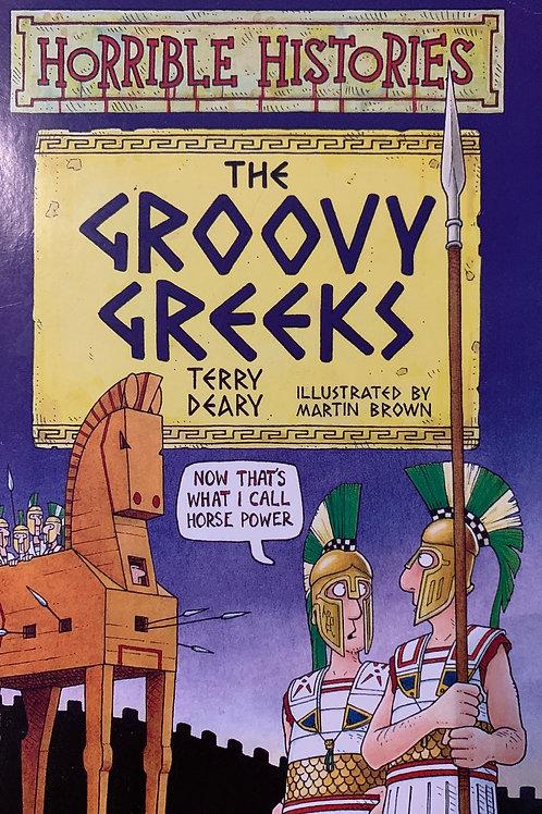 Horrible Histories The Groovy Greeks
