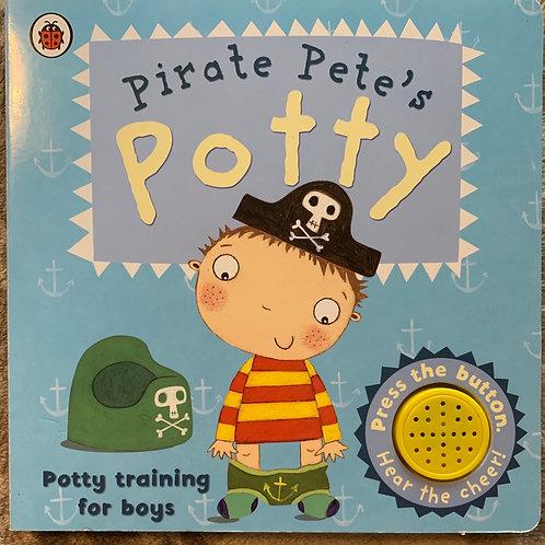 Pirate Pete's Potty ( NO SOUND)