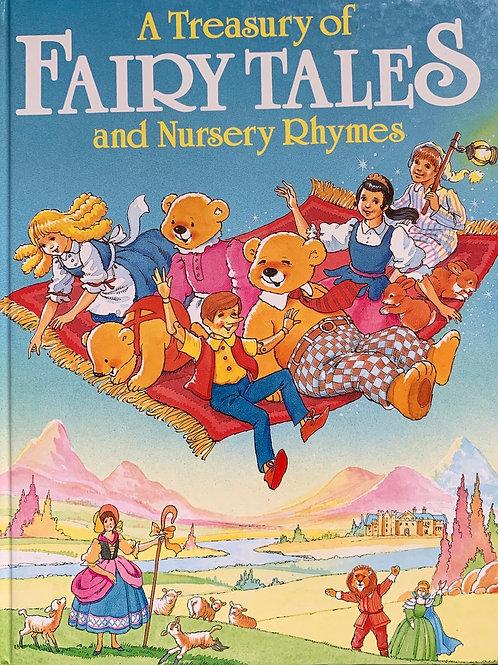A Treasury if Fairytales and Nursery Rhymes