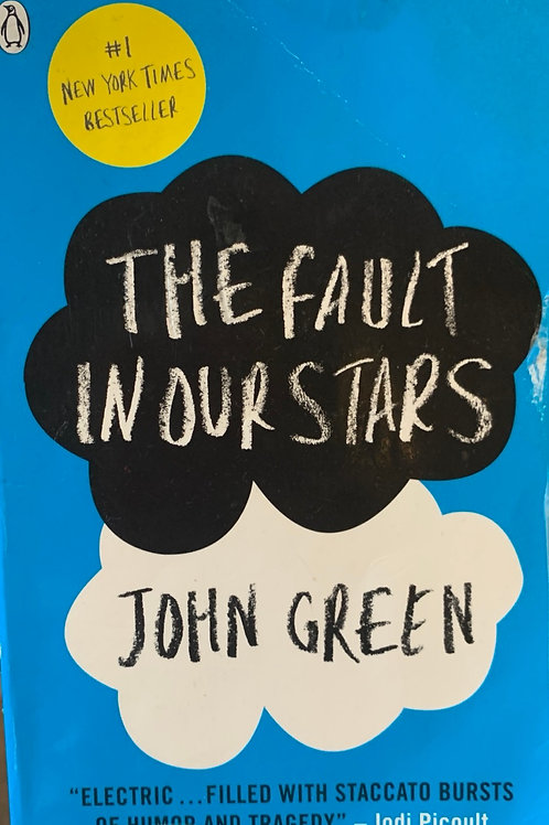 The Fault in our Stars ( John Green )