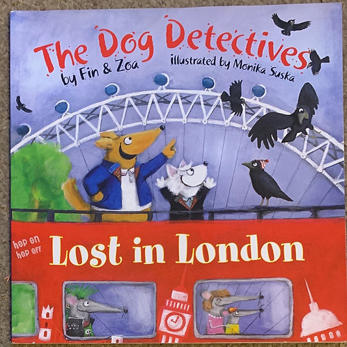 The Dog Detectives Lost In London