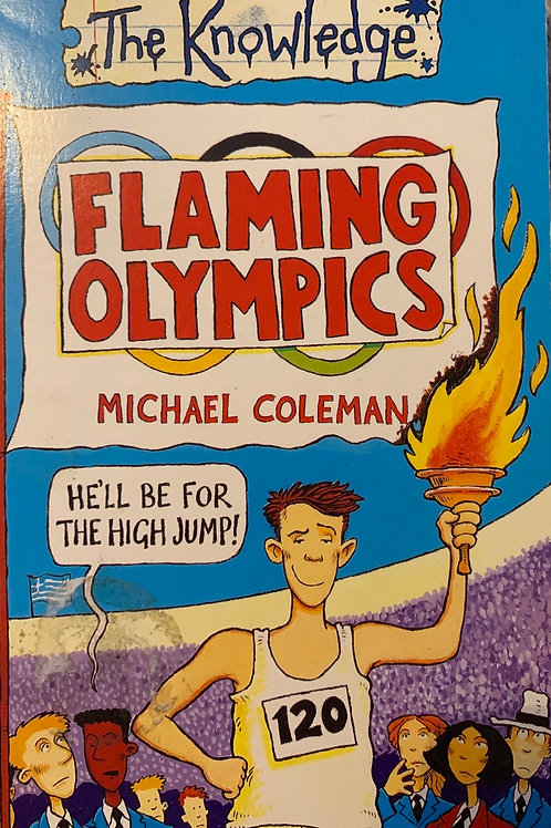 The Knowledge Flaming Olympics