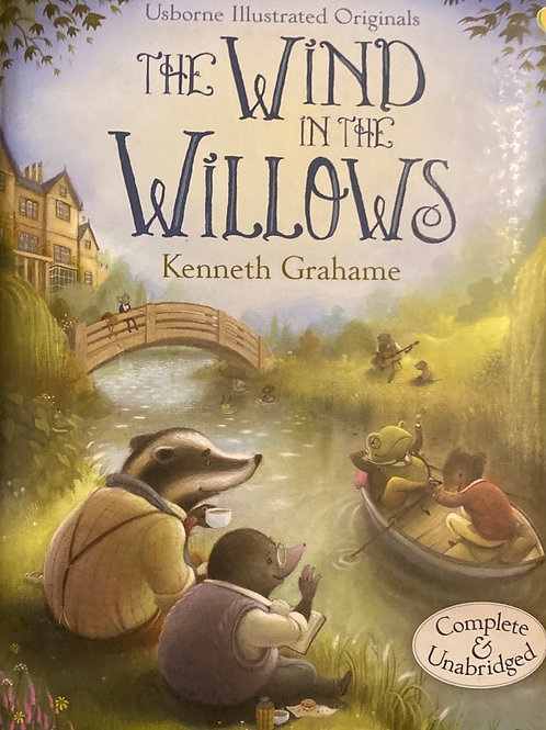 Usborne Illustrated Originals The Wind and The Willows