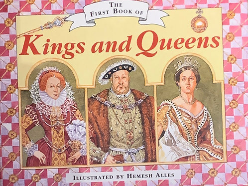 The First Book of Kings as Queens