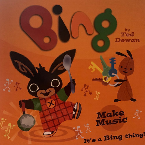 Bing! Make Music It's a Bing Thing