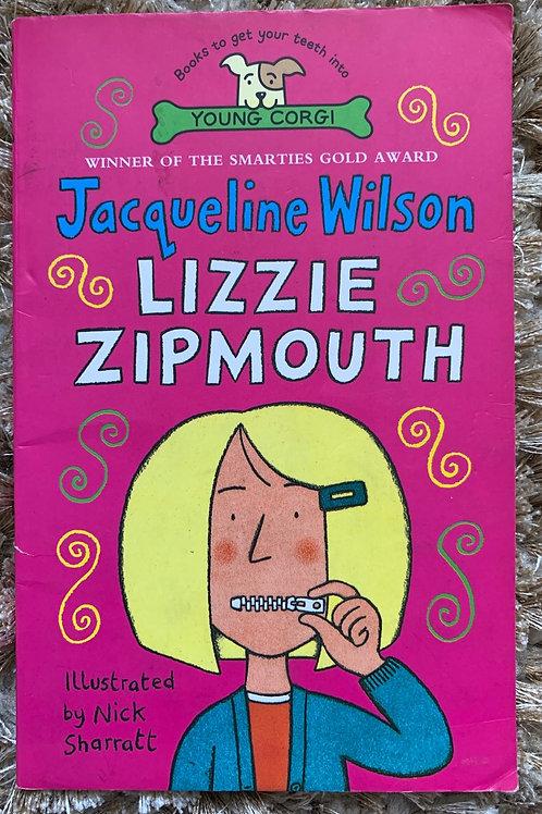 Lizzie Zipmouth - Jacqueline Wilson