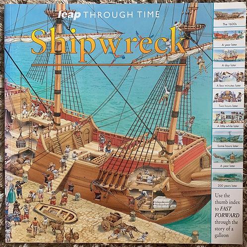Leap Through Time Shipwrecked