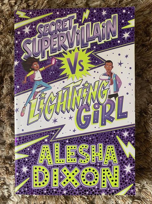Secret Supervillain Vs Lightning Girl