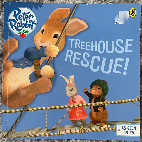 Peter Rabbit Treehouse Rescue