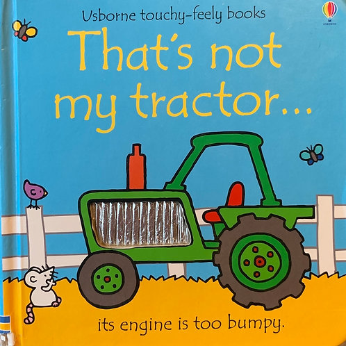 Usborne That's Not my Tractor....