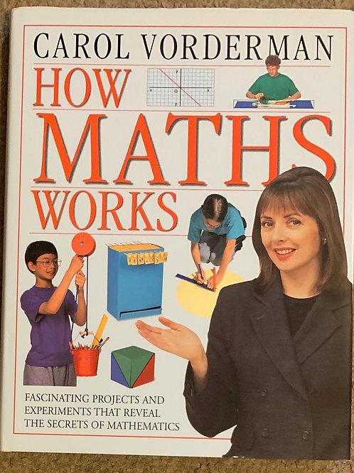 How Maths Work ( Carole Vorderman )