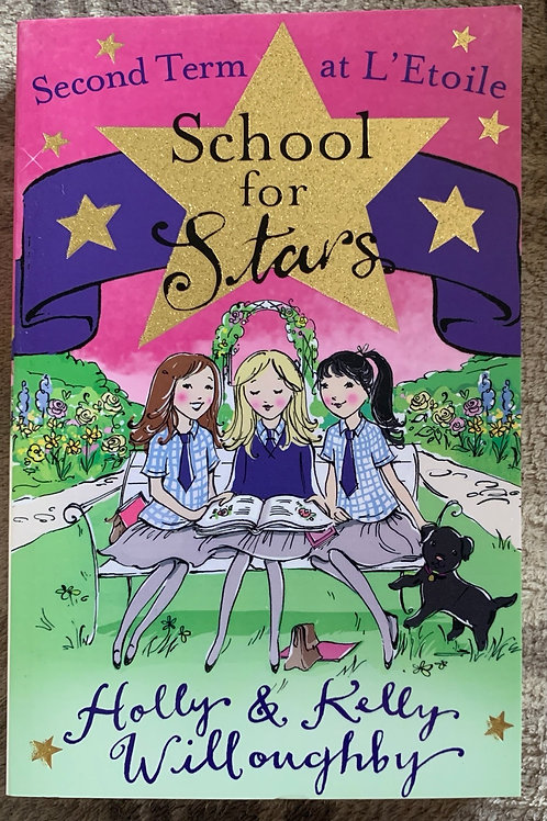 Second Term at L'Etoile School for Stars ( Holly & Kelly Willoughby)