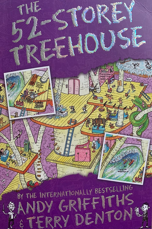 The 52- Storey Treehouse